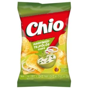 Chio Chips 70-75G Hagymás Tejfölös
