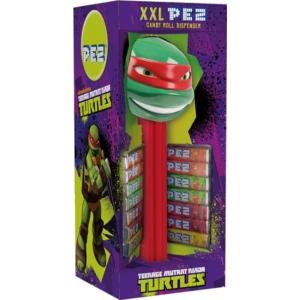 Pez Xxl 119G Teenage Mutant Ninja Turtle +15 Csomag Pez Cukorka  Tini Ninja