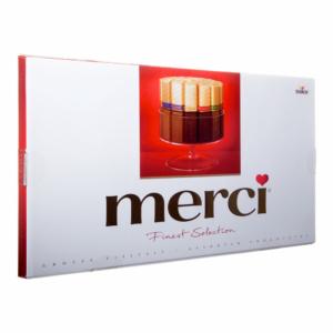 Merci töltött és töltetlen csokoládé különlegességek 250G