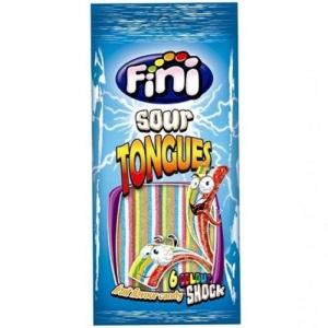 Fini 85G Sour Tongues Szíj   10281
