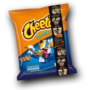 Lays Cheetos 30-50G Spirál! Sajt-Ketchup