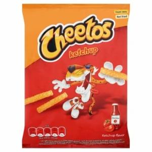 Lays Cheetos 43-50G Ketchup