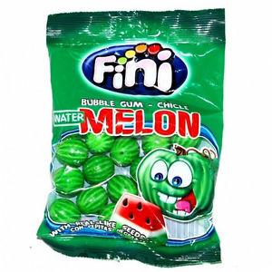 Fini 85G Watermelon Bubble Gum 10211