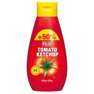 Felix Ketchup 450G+250G Csemege