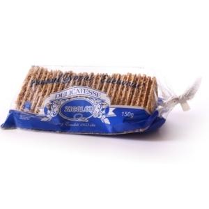 Ziegler vanília ízű krémmel töltött kakaós ízű ostya 150 g