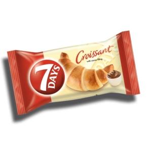 7 Days Midi kakaós töltelékkel töltött croissant 60G