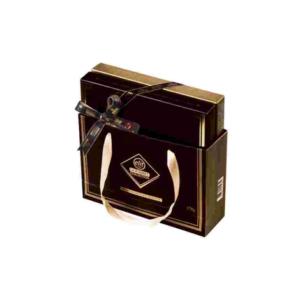 Elit Gourmet Collection Black Box Mogyoró pralinéval töltött tejcsokoládé 170G