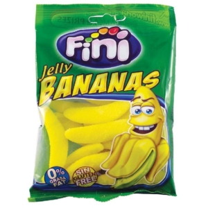 Fini banános gumicukor 100G