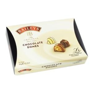 Baileys Chocolate Original Selectio Domes Baileys trüffelkrémmel töltött praliné 94G
