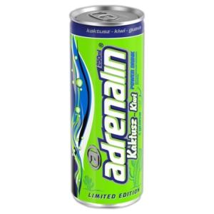 Adrenalin Energiaital 250Ml Kaktusz-Kiwi