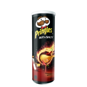 Pringles 165G Hot-Spicy