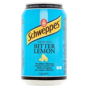 Schweppes 0.33L Bitter Lemon