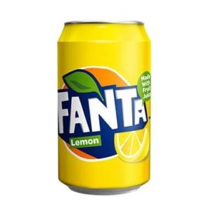 Fanta 0.33L Lemon