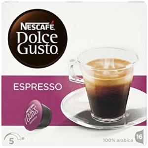 Nescafé Dolce Gusto 96G Espresso Koffeinmentes