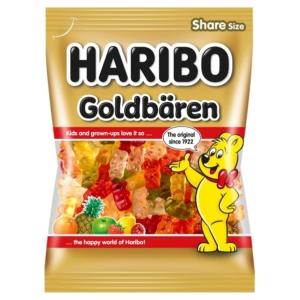 Haribo Goldbaren gyümölcs ízű gumimaci 200G