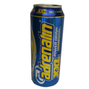 Adrenalin Energiaital 0.5L XXL Power Drink Fémdoboz