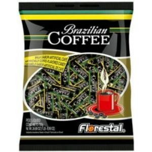 Brazilian coffee kávé ízű cukorka 54g