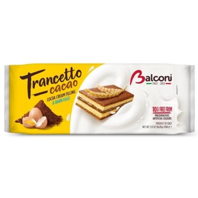 Balconi Trancetto 280G Cacao 10x28G