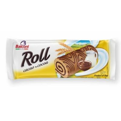 Balconi Roll Cacao 250g Csokis