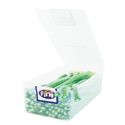 Fini Maxi Fizzy alma ízű savanyú gumicukor rudak 1.5KG