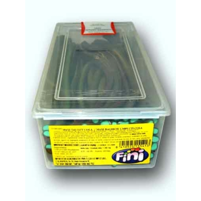 Fini Maxi cola ízű gumicukor rudak 1.5KG