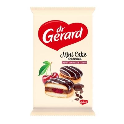 Dr. Gerard 165G Mini Cake Sponge Cherry (Cseresznye Töltelék)