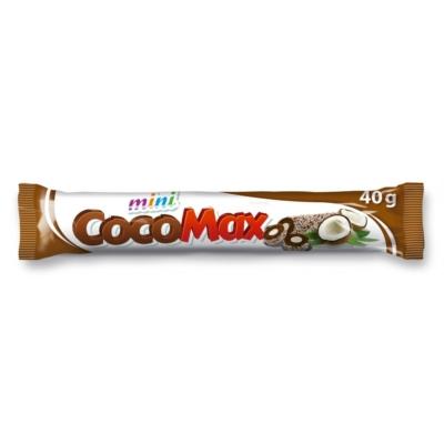Cocomax Rumos-kakaós ízű kókuszos csemege 40G