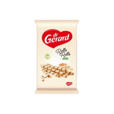 Dr. Gerard 160G Rolls Peanut Mogyorós Krémmel Töltött Ostyarúd
