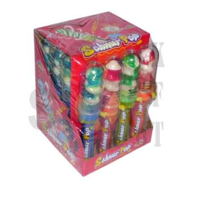 Sweet'N Fun Schnur Pop 23G