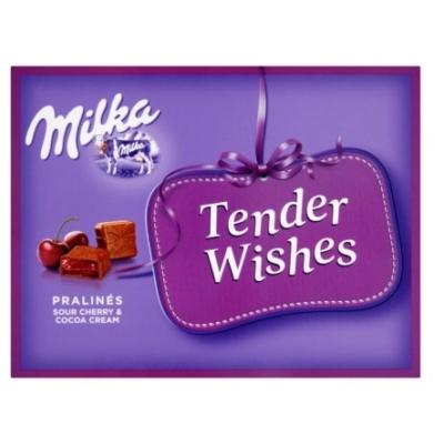 Milka Desszert 110G Tender Wishes