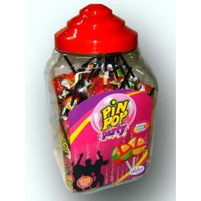Aldor Pin Pop Party Nyalóka 18G