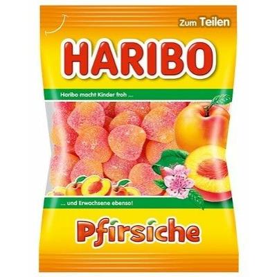 Haribo 200G Pfirsiche