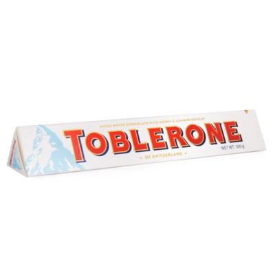 Toblerone 100G Fehér