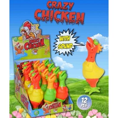 Dulce Vida Crazy Chicken With Sound (854)