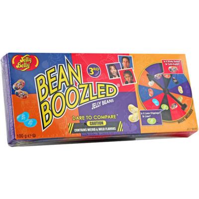 Jelly Belly 100G Bean Boozled Furcsa Ízek Játéka  480889