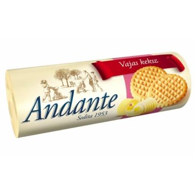 Andante 140G Vajas Keksz