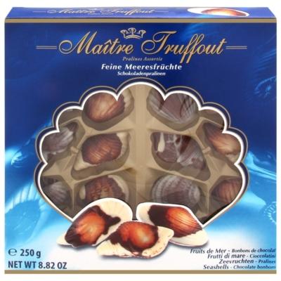 Maitre T. Tenger Gyümölcse Kék praliné válogatás 250G