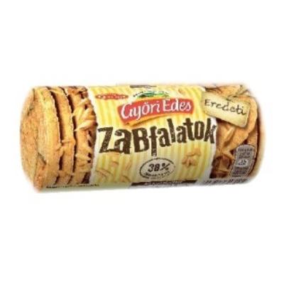 Győri Édes Zabfalatok 215G 38% Zab