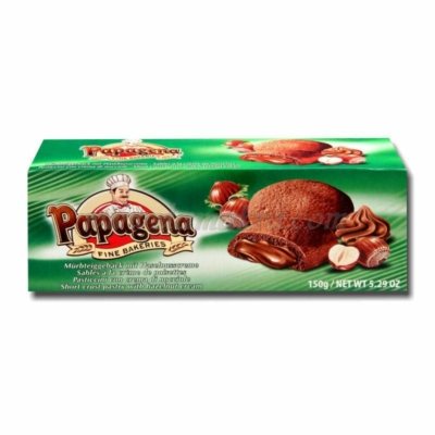 Papagéna 150G Biscuits Hazelnut /86229/