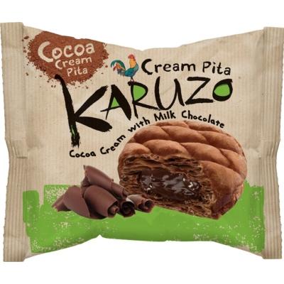 Karuzo 62G Kakaós Pita Kakaós Töltelékkel