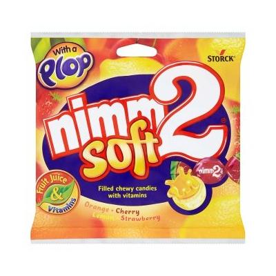 Nimm2 90G Soft Gyümölcsös Olvadós Cukor