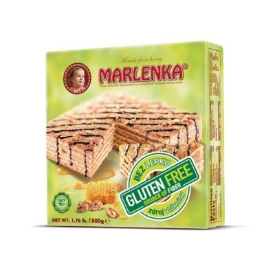 Marlenka 800G Torta Diós Gluténmentes