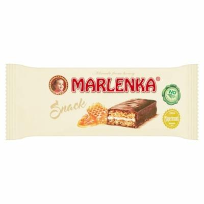 Marlenka 50G Snack Mézes
