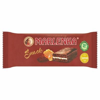 Marlenka 50G Snack Mézes Kakaós