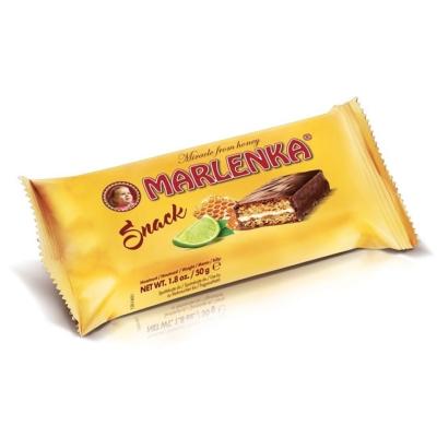 Marlenka 50G Snack Mézes Citromos