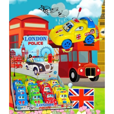 Toy Candy London Police 6G (1008)