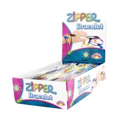 Sweet'N Fun Zipper Bracelet 2G