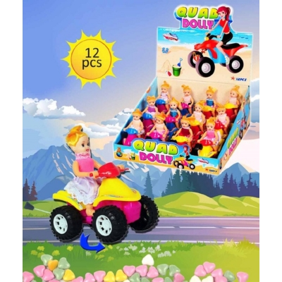 Toy Candy Quad Dolly 5G  /1007/