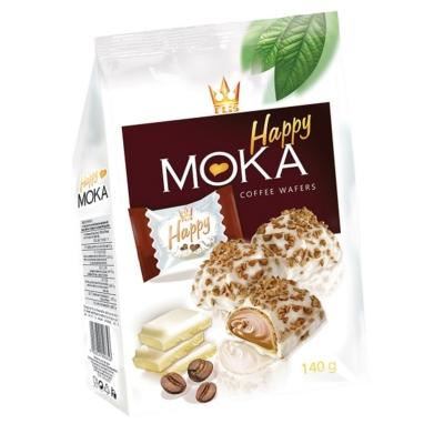 Happy 140G Moka Coffee Wafers