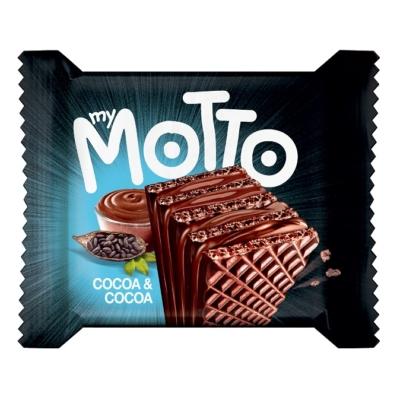 My Motto 34G Cocoa & Cocoa